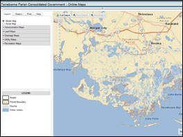Open GIS MAP