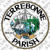 sample Terrebonne Parish seal